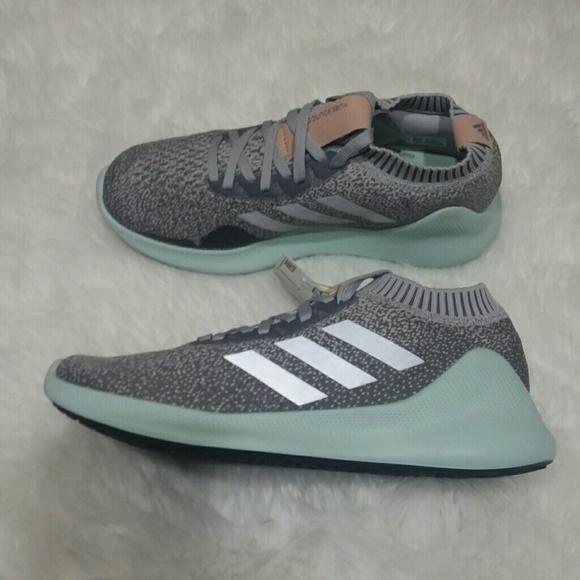 Adidas Purebounce Grey Green